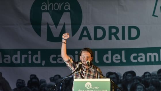 Amministrative Spagna: vince Podemos