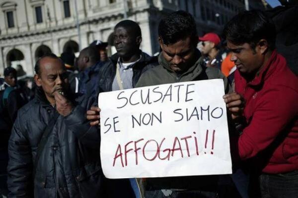 I troppi no alle quote immigrati