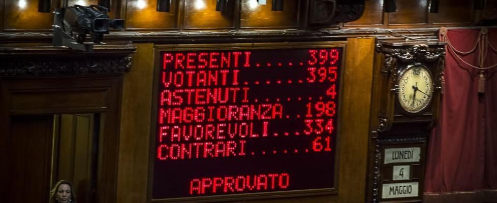 Italicum è legge
