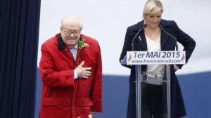 La guerra dei Le Pen