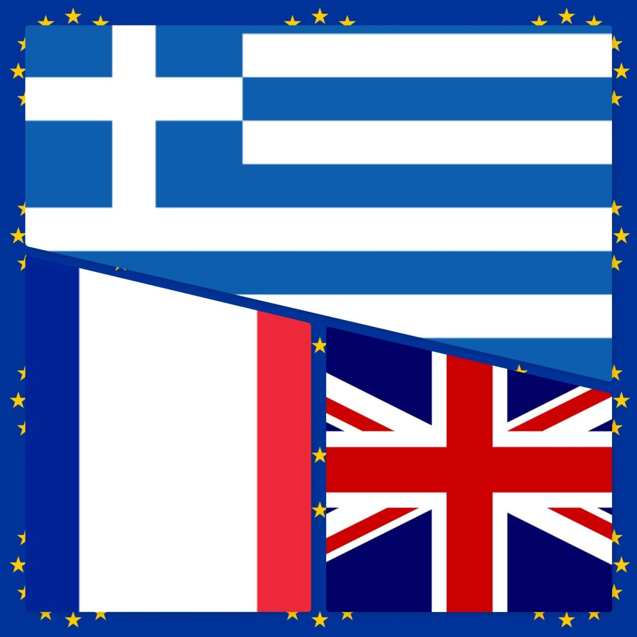 Sei mesi in Europa - primo semestre 2015