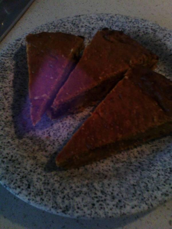 Torta di Carote Mascarpone e Cioccolato