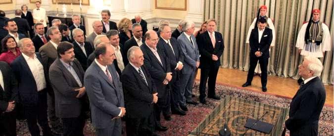 Formato il secondo governo Tsipras