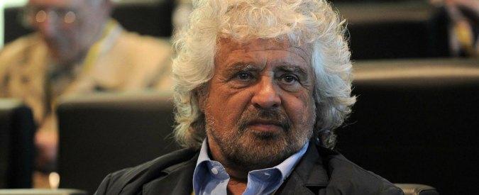 Grillo condannato a un anno per diffamazione