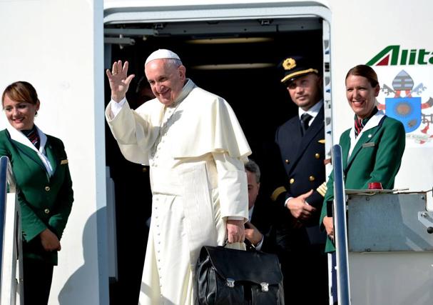 Il Papa in viaggio di Stato tra Cuba e Stati Uniti