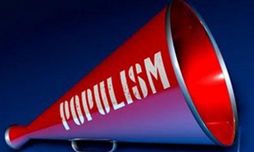 Il populismo