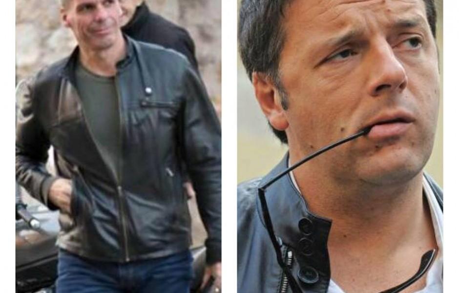 """Varoufakis """"perito"""" e Renzi """"poliziotto buono"""""""