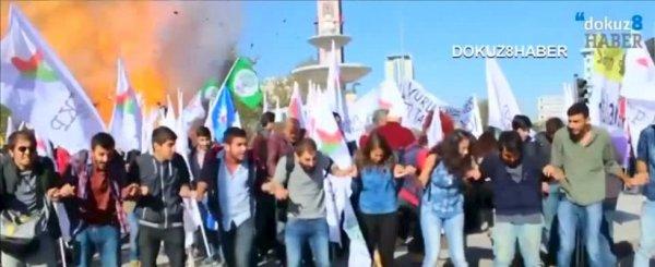 Turchia, strage alla marcia pacifista