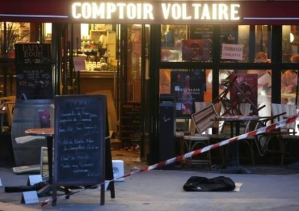 Attentati Isis a Parigi