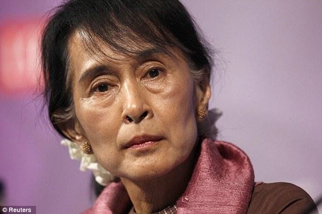 Elezioni Birmania: vince Aung San Suu Kyi