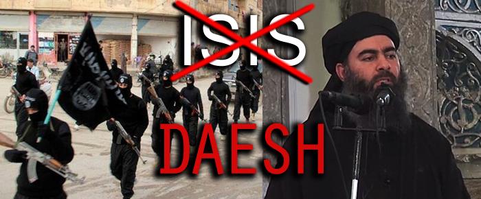 Isis, Is o Daesh?