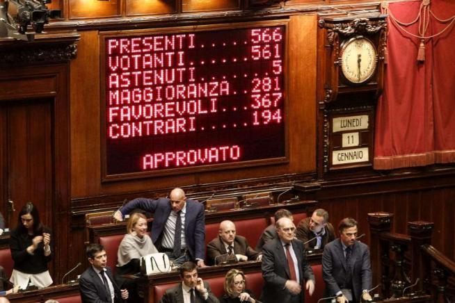 Ddl Boschi Riforme Costituzionali approvato in quarta lettura