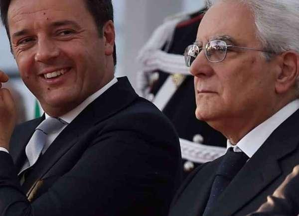 Governo Renzi ventitreesimo mese