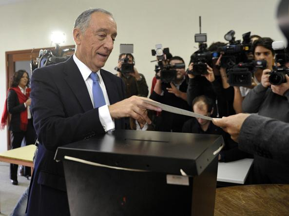 Portogallo, De Sousa nuovo presidente della Repubblica