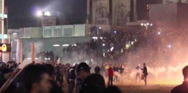 Violenze a Colonia