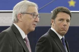 Attriti tra Roma e Bruxelles