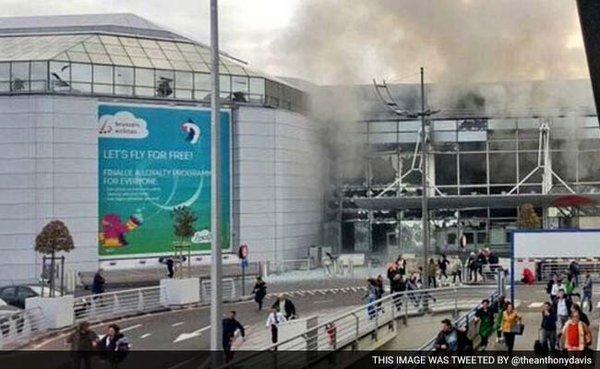 Attentato in Belgio: l'Isis rivendica