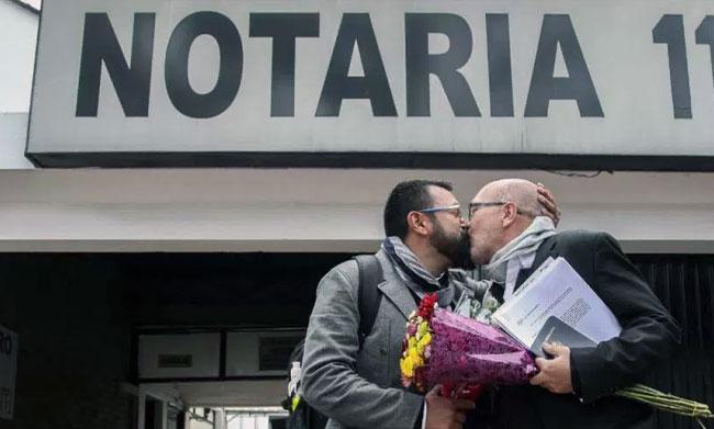 La Corte Costituzionale colombiana ha introdotto il matrimonio eguaLa Corte Costituzionale colombiana ha introdotto il matrimonio egualitario nel Paeselitario nel Paese