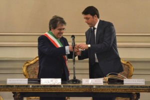 Altro Patto per il Sud per Renzi. Calabria, Reggio Calabria, Catania e Palermo.
