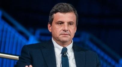 Carlo Calenda ministro dello Sviluppo Economico