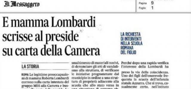 """Roberta Lombardi e la """"casta"""" M5S"""