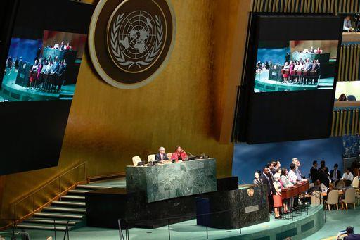 Scelta dei rappresentanti non permanenti al Consiglio di Sicurezza dell'Onu