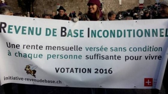 Svizzera: bocciato referendum su reddito minimo per tutti