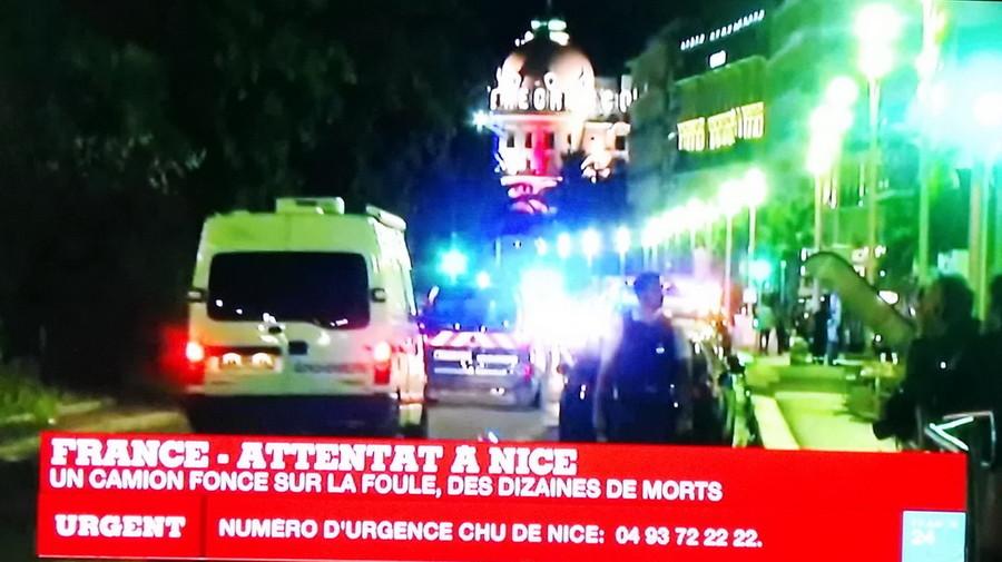 Attentato a Nizza: Francia ancora sotto assedio