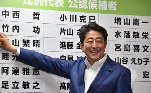 Elezioni Giappone, stravince Abe
