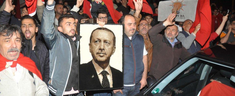 Fallito colpo di stato in Turchia