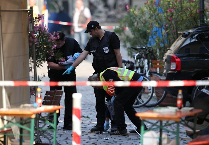 Germania, Isis rivendica attentato ad Ansbach