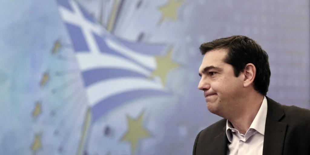 La lenta risalita della Grecia