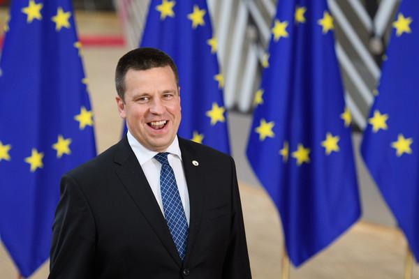 Juri Ratas, nuovo premier estone