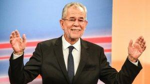 Austria: Van der Bellen, nuovo presidente austriaco
