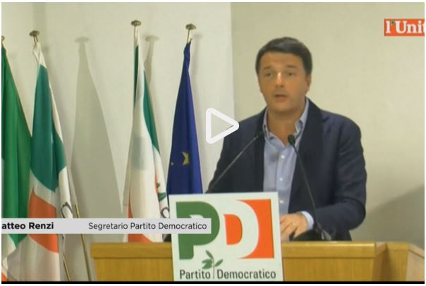 Sconfitta referendum: Renzi si è dimesso