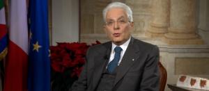 Il discorso di Mattarella e le reazioni