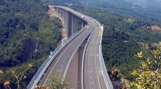 Inaugurazione A2 Autostrada del Mediterraneo (ex Salerno-Reggio Calabria)