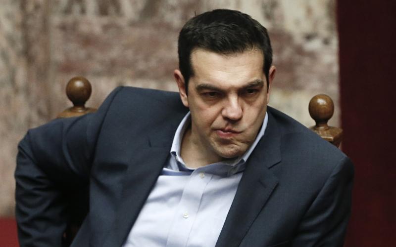 La Grecia di Tsipras continua la sua corsa lenta