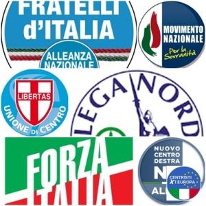 Il centrodestra italiano