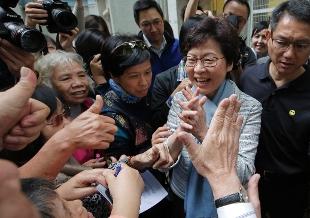 Hong Kong, Carrie Lam vince le elezioni