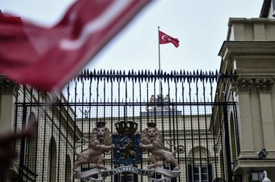 "Olanda respinge la ministra turca. Erdogan: ""Olanda nazista""."