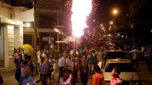 Paraguay, manifestanti assaltano e incendiano il Congresso