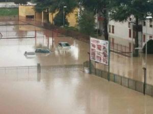 Stato di emergenza per alluvione nelle province di Asti e Alessandria