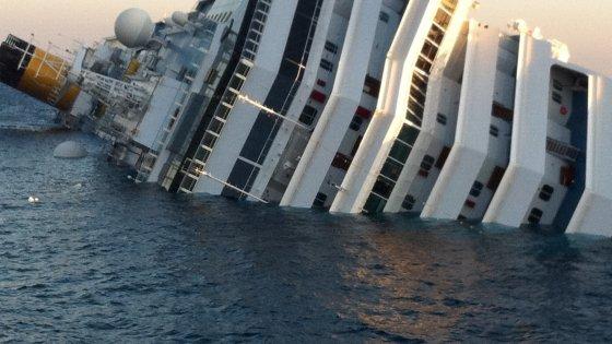 Costa Concordia: confermata condanna di Schettino in appello.