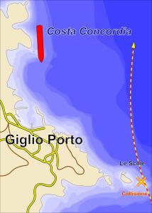 Costa Concordia: i rinvii a giudizio