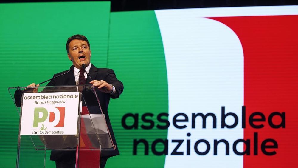 Asemblea Nazionale Pd: Renzi eletto presidente