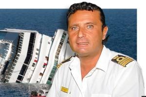 Costa Concordia: Schettino rimane l'unico a processo