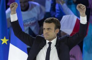 Francia: Emmanuel Macron nuovo presidente
