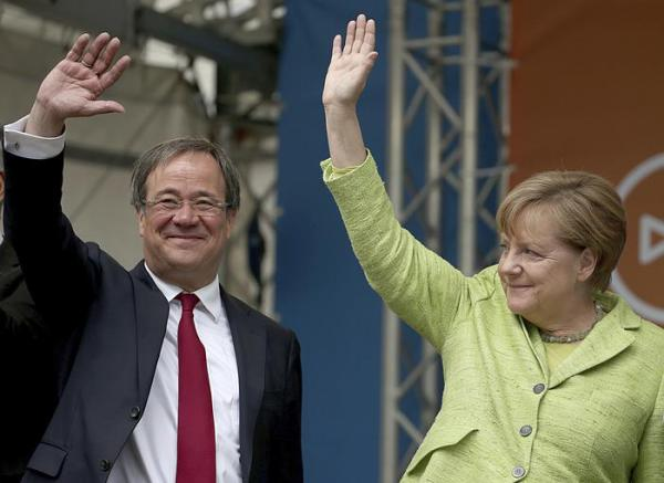 Germania: Merkel vince in Nordreno-Westfalia