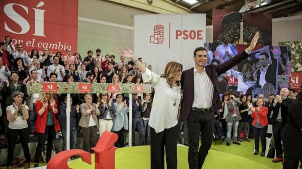 Spagna: clamoroso ritorno di Sanchez. Vittorioso alle primarie socialiste.